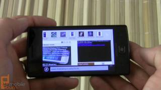 Samsung Focus Flash Windows Phone 7.5 video tour