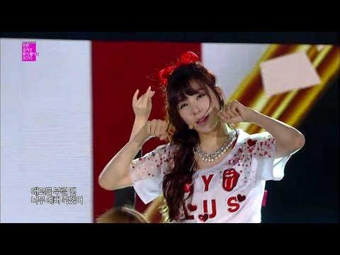 【tvpp】snsd - I Got A Boy, 소녀시대 - 아이 갓 어 보이  Incheon Korean Music Wave Live video