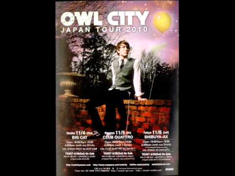 Owl City - The Saltwater Room Official Instrumental