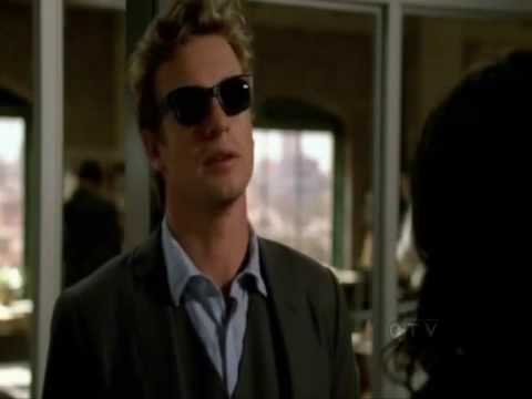 The Mentalist Cute Scene between Patrick and Lisben