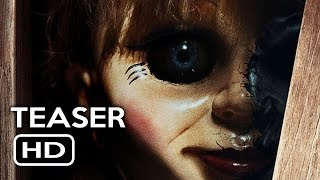 Annabelle 2: Creation Official Trailer #2 Teaser (2017) Horror Movie HD