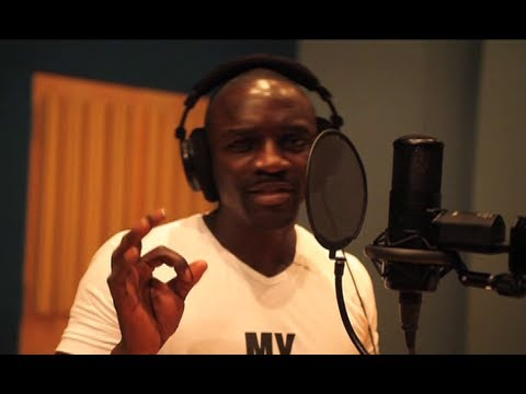 Chammak Challo Song Making Feat. Akon Vishal & Shekhar