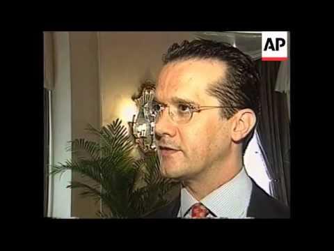Delegation of Spanish businessmen lobby for better trade