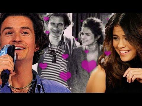 Selena Gómez & Orlando Bloom- Solo AMIGOS?