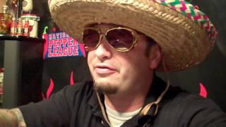 Bishop Brad Carolina Reaper Beef Jerky Test By Zach Ardagna