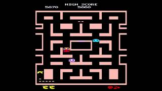MiSTer (FPGA) Ms. Pac-Man Atari 2600 (Arcade Hack)