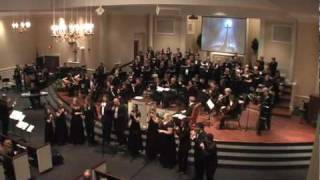 "TMC Choir ""Big Mighty God"" @ Mountain Praise"