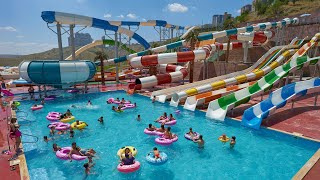 Waterpark Cankaya in Ankara, Turkey