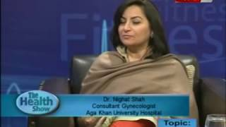 ''The Health Show'' Topic : PREGNANCY Part-1 (29 DEC 11) Health tv.mpg