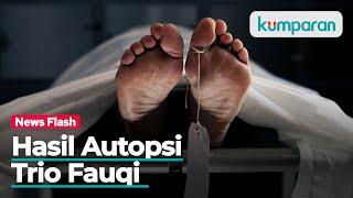 Wafat Setelah Divaksin AstraZeneca, Keluarga Trio Fauqi Ungkap Hasil Autopsi