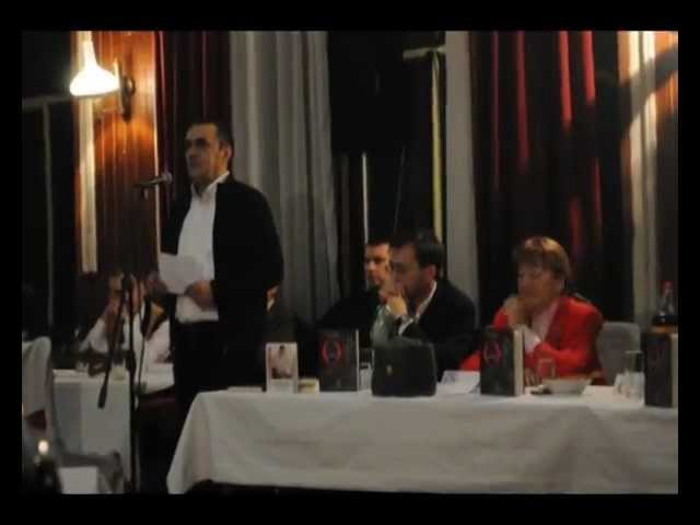 Promocija knjige Slavka Nikica - Nulta krvna grupa