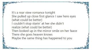 Cheap Trick - Rearview Mirror Romance Lyrics