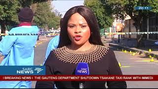 Gauteng Transport Dept orders closure of Tsakane Taxi Rank