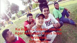 download lagu Gambar Aiman Tino Comel Dan Lagu Ku Rela Dibenci gratis