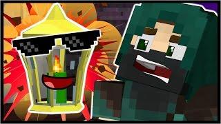 THNXCYA VS FANCY LANTERN!?! | Super Minecraft Maker