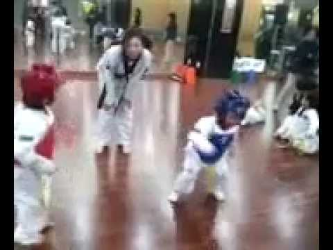 The Most Intense Taekwondo Fight Ever