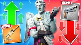 HIGHER OR LOWER CHALLENGE IN FORTNITE
