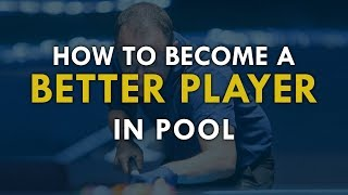 Pool Training | How To Become A Better Pool Player