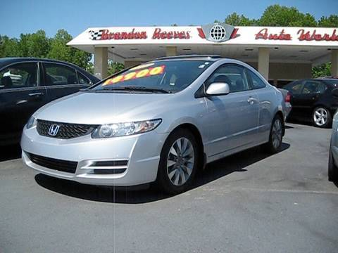 2009 Honda Civic Ex Coupe 5spd Start Up Exhaust And In