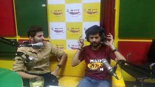 Darshan Raval Live Interview With Dhvanit Thaker Radio Mirchi