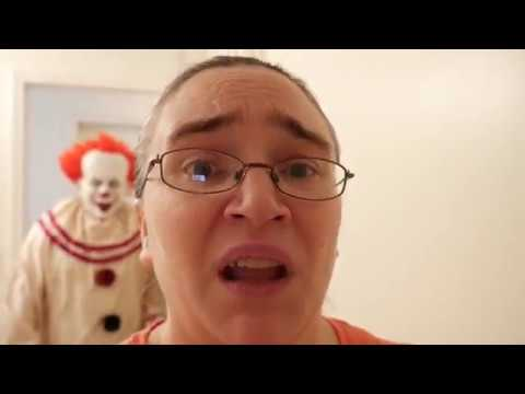 The Best Scary Clown Jump Scare Compilation