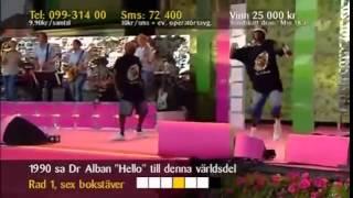 DR ALBAN HABIBI LIVE IN SOMMARKRYSET SWEDEN