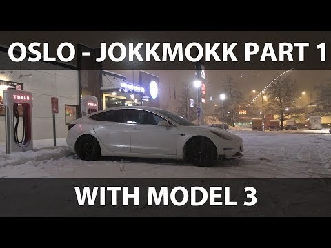 #61 Road trip to Jokkmokk part 1