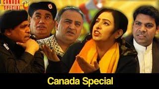 Khabardar Aftab Iqbal 8 April 2017 - Canada Special - Express News