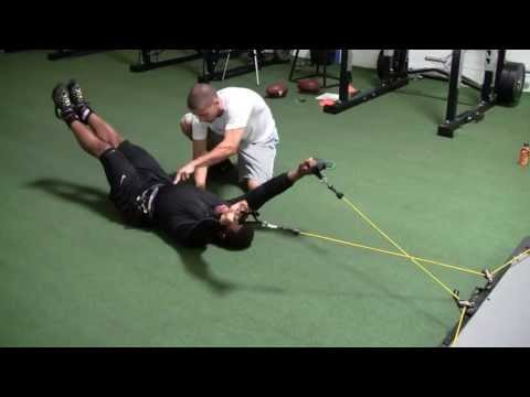 Ray Rice's Final Workout before Reporting to Training Camp