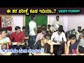 Exam Hall Funny Video | Kannada Comedy Videos | Kannada Fun bucket | Top Kannada TV thumbnail