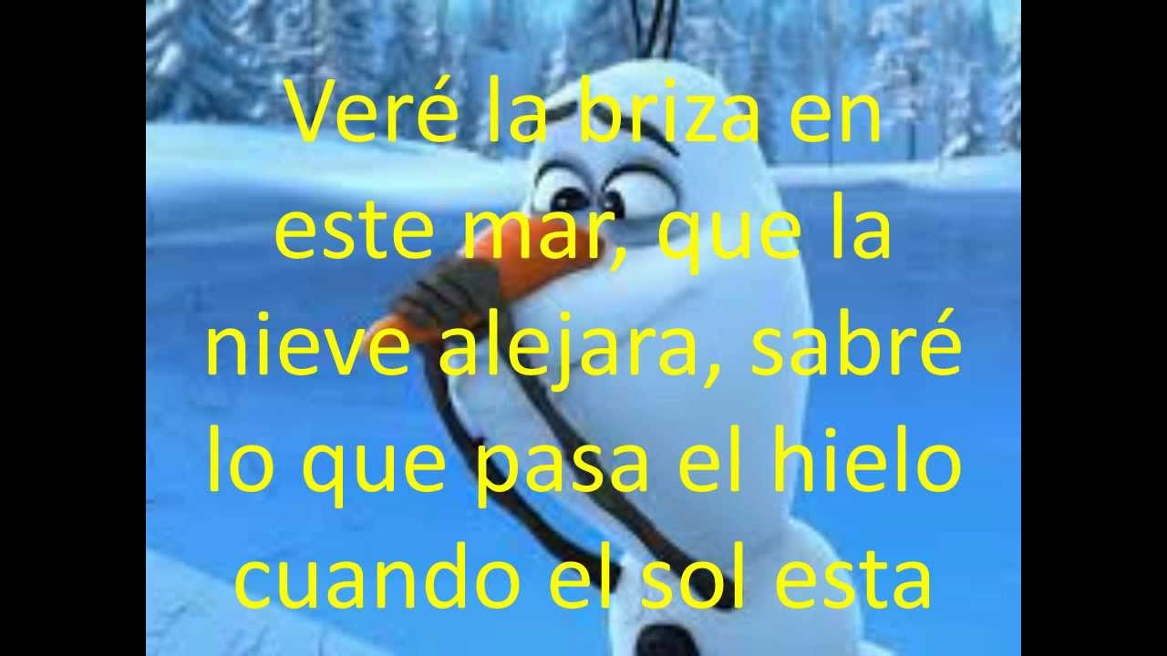 letra en ingles de la cancion my: