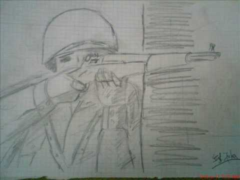 Wwii Drawings Compilation Youtube