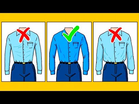 12 STYLE RULES THAT EVERY MAN SHOULD KNOW