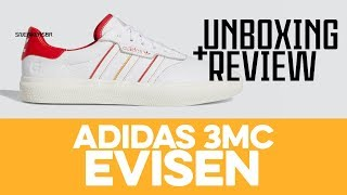 UNBOXING+REVIEW - adidas 3MC X Evisen