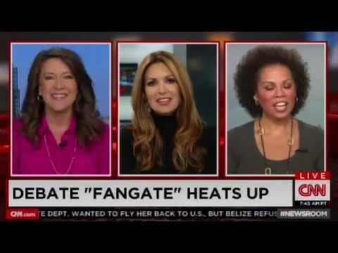 CNN's Maria Cardona calls Rick Scott 'hot mess' after fangate