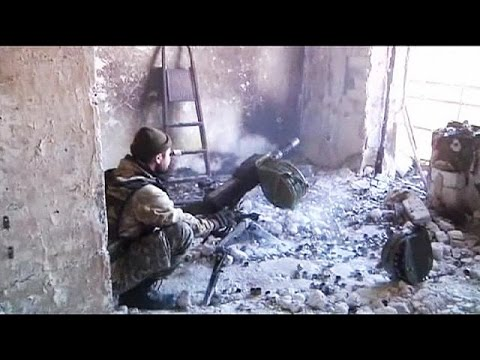 Battles rages for Donetsk airport despite Ukraine ceasefire