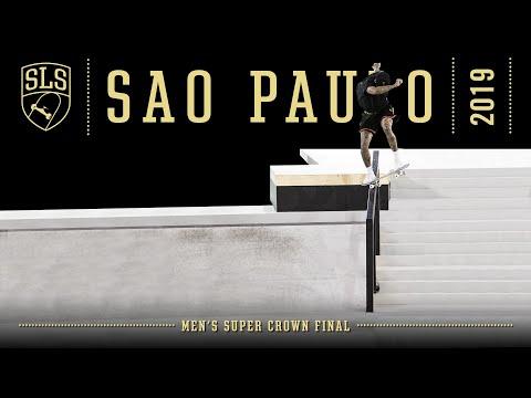 2019 WS/SLS World Championship - São Paulo, Brazil - Finals LIVE