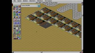 SimCity 2000 Ported onto Mac OS X