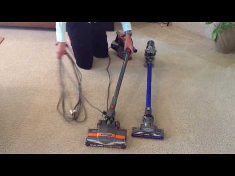 Shark Rocket Vs. Dyson Digital Slim