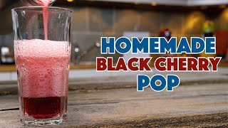 ???? Black Cherry Soda Pop Recipe