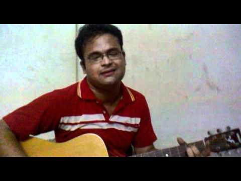 Sajna Aa Bhi Jaa - Acoustic Guitar Cover By Subodh video