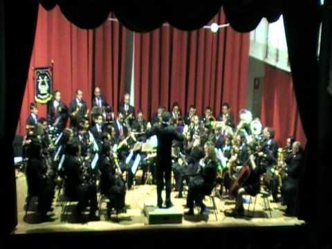 Músico y Maestro, pasodoble de Javier Calderon Zamora