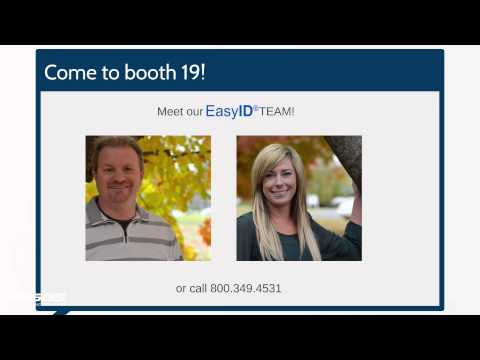 EasyID @ DoD/VA Healthcare 2014