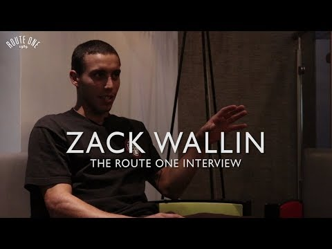 Zack Wallin: The Route One Interview