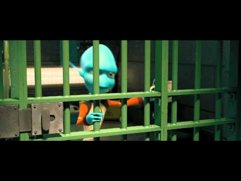 Escape From Planet Earth Official Trailer - In Cinemas 7th March 2014