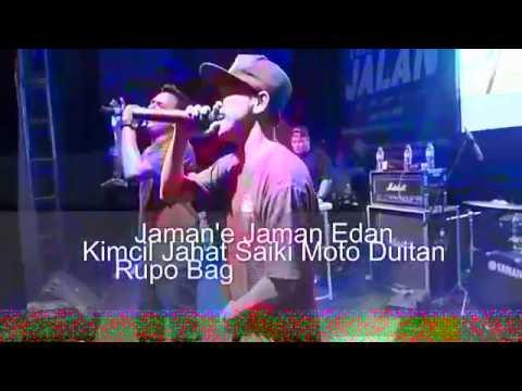 Lirik lagu NDX A.K.A - Anti kimcil kimcil klub original