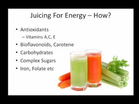 Health Benefits of Juicing Fruits and Vegetables