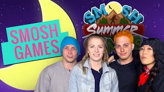 GUESS WHO'S IN MY SLEEPING BAG (Smosh Summer Games)