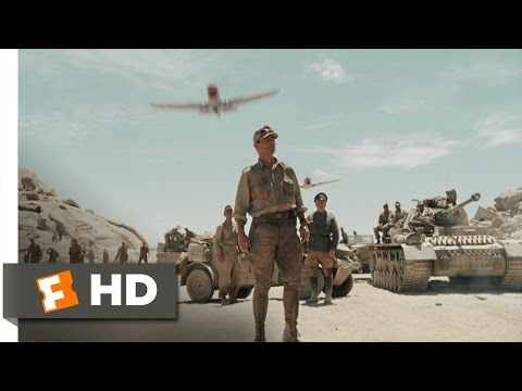 Valkyrie (1/11) Movie CLIP - Death From Above (2008) HD