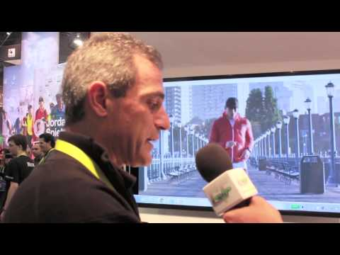 Polar Electro Interview with Wayne Vartabedian CES 2015